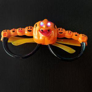 Pumpkin Halloween Musical Goggles
