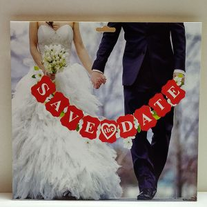 Save The Date Banner