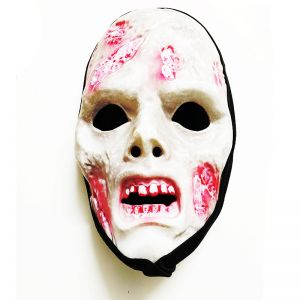 Scars White Ghost Mask