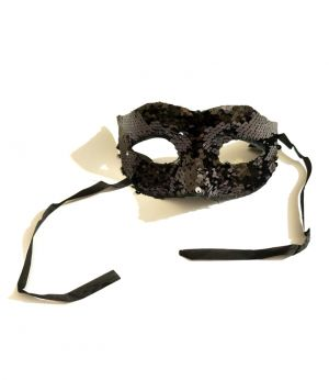 Sequence Black Mask -Masquerade Party