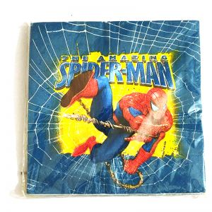 Spiderman Tissue Paper - Set of 25