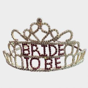Stone Crown Bride To Be