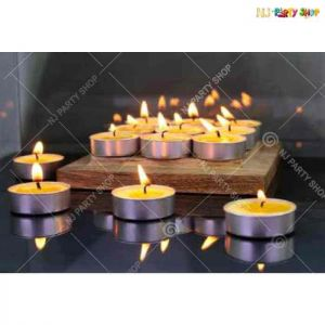 Tea Light Candle - Set of 10