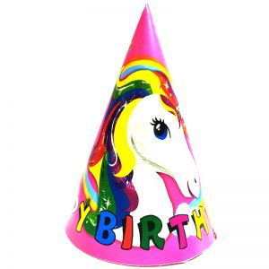 Unicorn Caps - Set Of 10