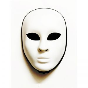 White Ghost Mask