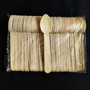 Wooden Spoons - Set of 100