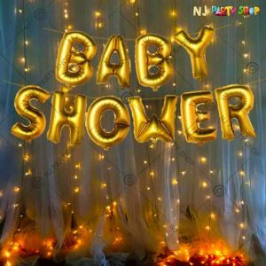 06X - Baby Shower Decoration Combo - Set of 11