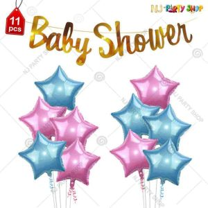 07X - Baby Shower Decoration Combo - Set of 20
