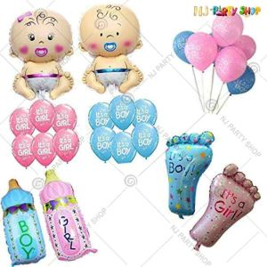 09X - Baby Shower Decoration Combo - Set of 26