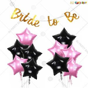 19A - Bride To Be Decoration Combo - Bachelorette Party Decorations