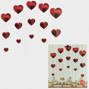 3D Heart Hanging