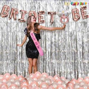 03X - Bride To Be Combo - Bachelorette Party Decorations  - Set of