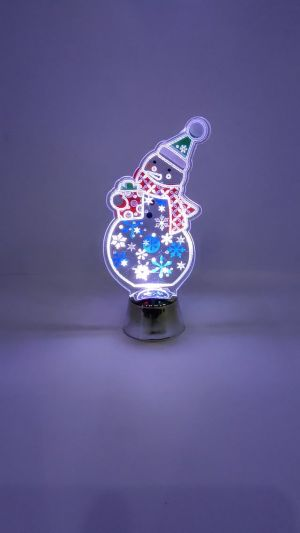 Christmas Decoration Showpiece With lights - Model 1002