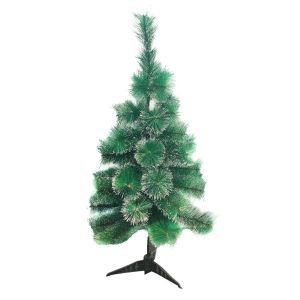 Artificial Christmas Snow Pine Tree - 3 Feet