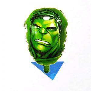 Avengers Hulk Shape Foil Balloon