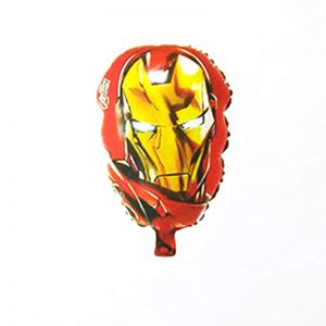 Avengers Ironman Shape Foil Balloon