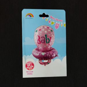 Baby Pink Nipple Foil Balloon