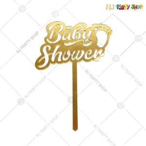 Baby Shower Cake Topper – Model 100X