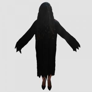 Black Ghost Halloween Costume - Big