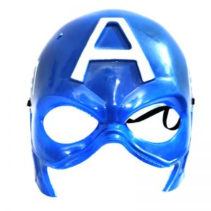 Captain America Plastic Mask