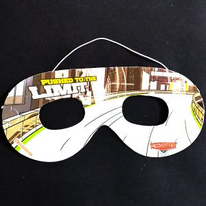 Car Theme Paper Eye Mask - Set of 10