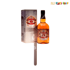 Chivas Regal Cake Topper
