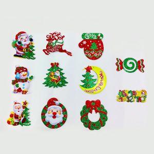 Christmas Decoration Sticker/Banner - Set of 1