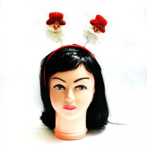 Christmas Headband - Santa