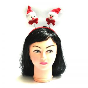 Christmas Headband - Snowman
