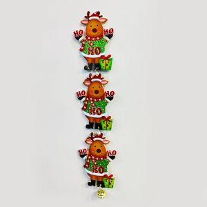 Christmas Paper Hanging Decoration - Model 1003