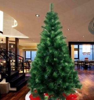 Artificial Christmas Dense Pine Tree Premium Quality - 8 FT