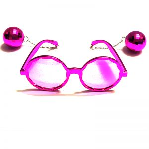 Disco Party Goggle - Pink