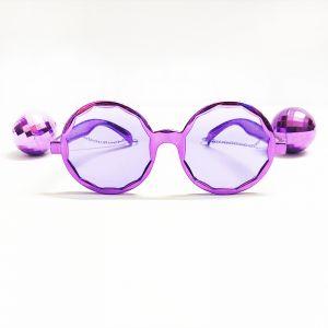 Disco Party Goggle - Purple