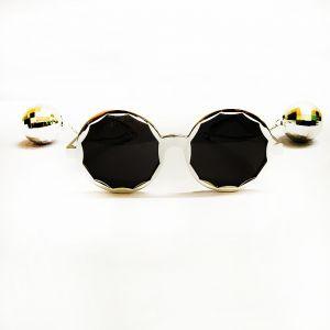 Disco Party Goggle - Silver