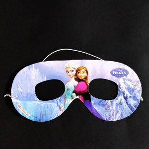 Frozen Theme Paper Eye Mask - Set of 10