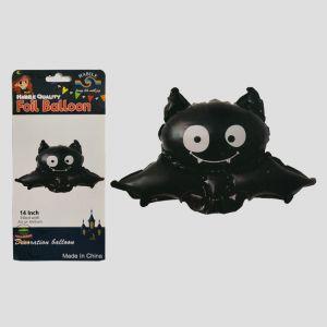 Halloween Foil Balloons - Bat