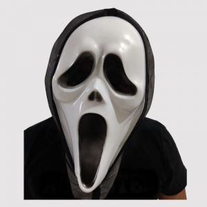 Halloween Plastic Mask - Model 1002