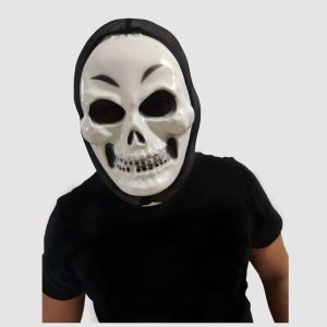 Halloween Plastic Mask - Model 1001