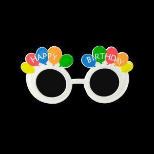 Happy Birthday Goggles