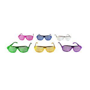 Metallic Window Goggles - Set of 1