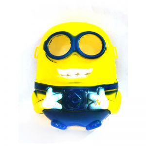 Minion Plastic Mask