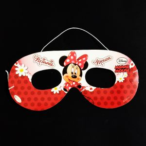 Minnie Theme Paper Eye Mask - Set of 10