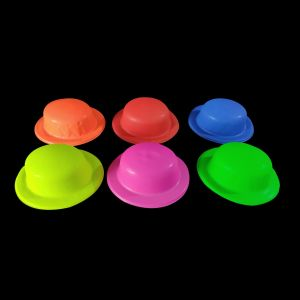 Neon Party Caps - set of 1