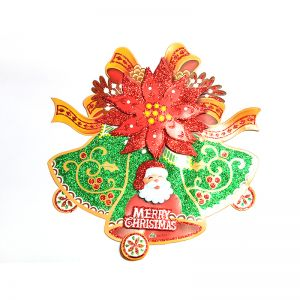 Paper Christmas Wreath - Model 1001