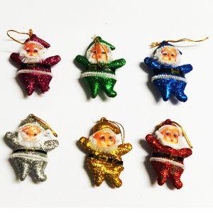 Santa Xmas Tree Decoration Ornaments
