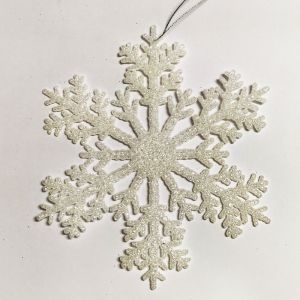 Snowflakes Xmas Decoration - Big