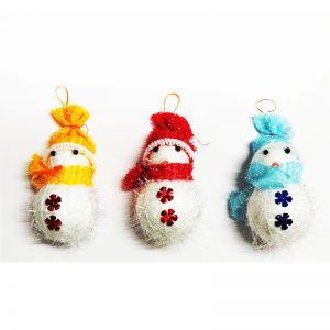 Snowman Xmas Tree Decoration Ornaments