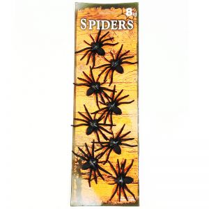 Spiders - Set of 8