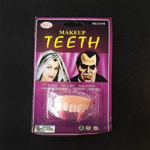 Vampire Dracula Teeth Halloween