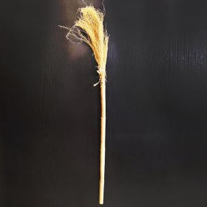 Witch Broomstick Wooden